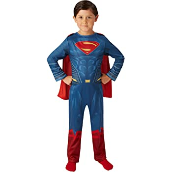 Disfraz clásico niño Superman El amanecer de la Justicia 3 à 4 ans ...