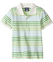 Toobydoo - Short Sleeve Polo (Infant/Toddler/Little Kids/Big Kids)