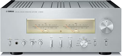 Yamaha A-S3000SL Natural Sound Integrated Amplifier