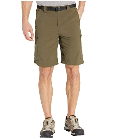 Columbia Silver Ridgetm Cargo Short (Olive Green) Men