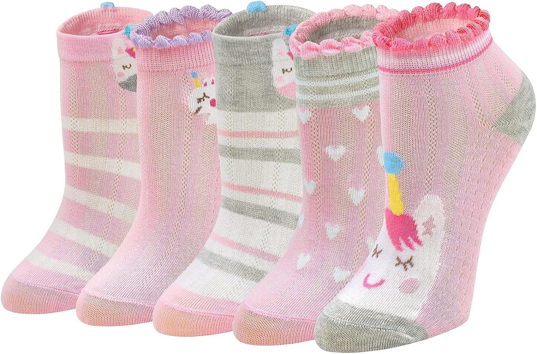 Girls Sock Cotton Soft Low Cut Thin Mesh Breathable Toddler Kids Unisex Socks