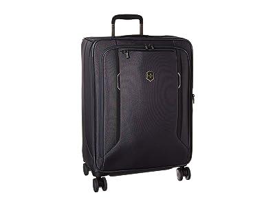 Victorinox Werks Traveler 6.0 Medium Softside Case (Grey) Luggage
