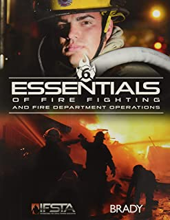 Essentials of Fire Fighting and Fire Department Operations (Mybradylab)