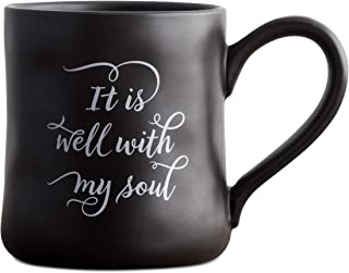 DaySpring It Is Well with My Soul - Hand-Thrown Mug by DaySpring