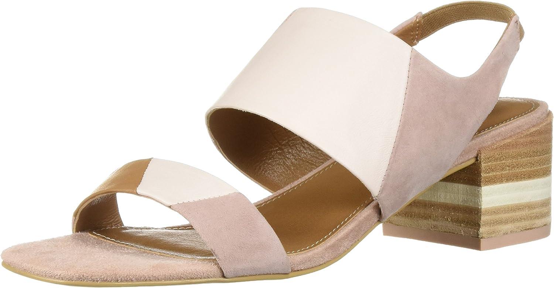 KELSI DAGGER Year-end gift BROOKLYN Women's Manufacturer regenerated product Heeled Shiloh Sandal