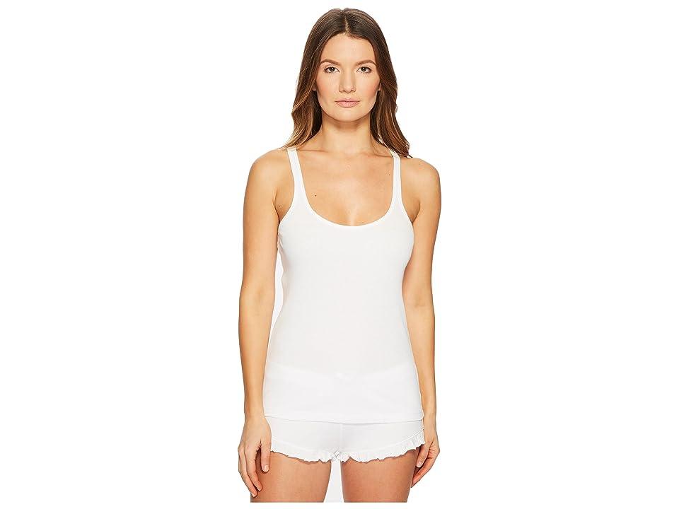 Skin Raisa Tank Top (White) Women