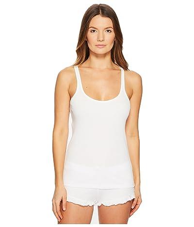 Skin Raisa Pima Cotton Tank Top (White) Women