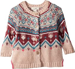 Fair Isle Cardigan (Infant)