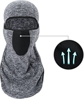 LONGLONG Balaclava-Ski Mask Winter Thicken Outdoor Face Mask Windproof Warmer Hood