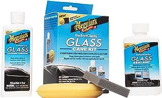 MEGUIAR'S G8800 Perfect Clarity Glass Kit, 11. Fluid_Ounces