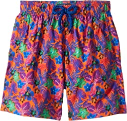 Porto Rico Jirise Swim Trunks (Little Kids/Big Kids)