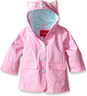 Baby Girls' Enhanced Radiance Rainslicker Rain Coat