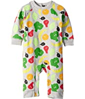 Stella McCartney Kids - Fruit Long Sleeve All-In-One (Infant)