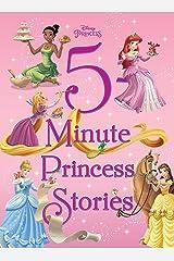 Disney Princess: 5-Minute Princess Stories (5-Minute Stories) Kindle Edition