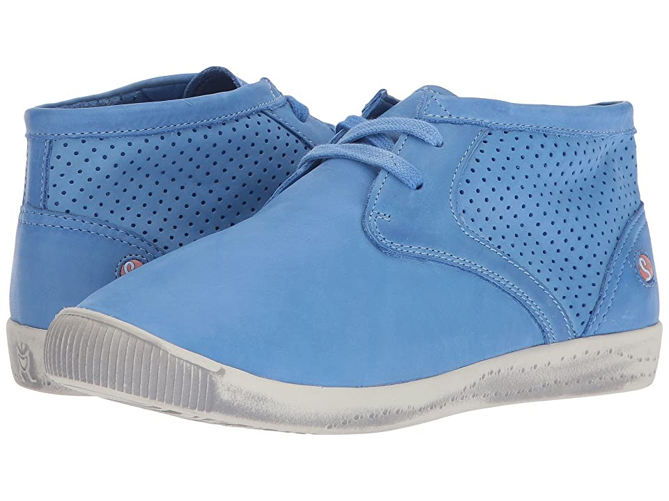 FLY LONDON INK445SOF (Lavender Blue Washed Leather) Women