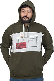Protonze Slim fit Full Sleeve Clothing Men's Cotton Hooded Sweatshirt Winter Hoodie/Graphic Printed Hoodie/Hoodie for Men & Women/Warm Hoodie/Unisex Hoodie