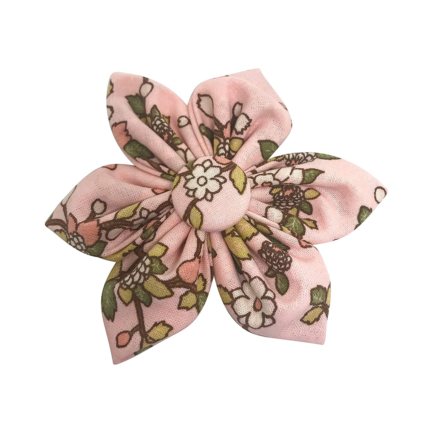 Handmade Challenge the lowest price of Japan ☆ Flower Girls 2021 new Hair Bow Clip Alligator with