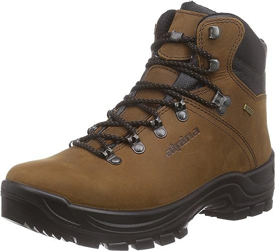 Alpina 680203, Chaussures de Randonnée Hautes Homme