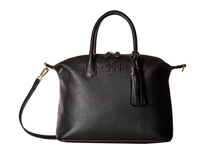 38718006f Tory Burch Mcgraw Slouchy Satchel at Zappos.com