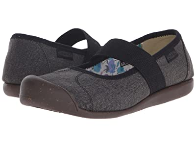 Keen Sienna MJ Canvas (New Black) Women