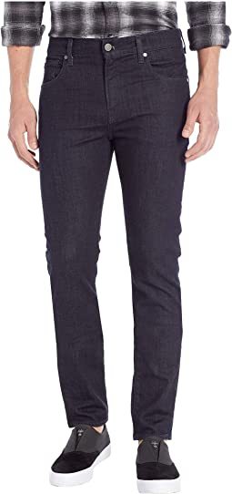 Luxe Performance Ryley Modern Skinny w/ Clean Pocket  in Deep Well