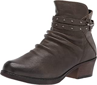 Propet Women's Roxie Ankle Boot, Olive, 9