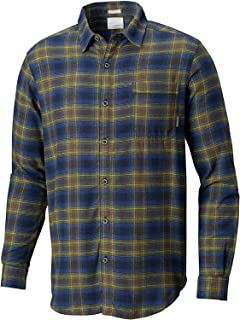 Men's Boulder Ridge Long Sleeve Flannel Shirt,...