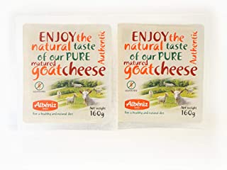 Goat Cheese 2 pack (11.2 Oz total)
