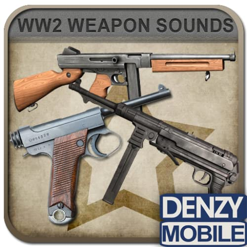 World War 2 Weapon Sounds
