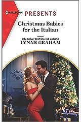 Christmas Babies for the Italian (Innocent Christmas Brides Book 2) Kindle Edition