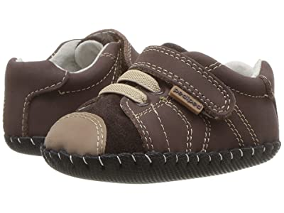 pediped Jake Originals (Infant) (Chocolate) Boy