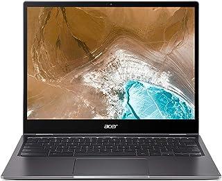 "Acer Chromebook 713 - Portátil táctil Convertible 13,5"" QHD (Intel Core i5-1021U, 8GB RAM, 128GB SSD, Chrome OS), Color Pl..."