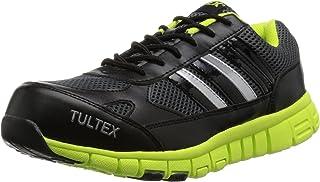[AITOZ]アイトス 51634_014 26cm TULTEX タルテックス セーフティーシューズ 作業靴 鋼製先芯 軽量 屈曲性 メッシュ スポーティ 3E チャコールグレー