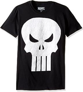 Marvel Men's Little Stack Short Sleeve T-Shirt