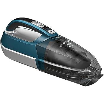 Bosch BHN09070 Sin bolsa Azul, Plata - Aspiradora (Secar, Sin ...