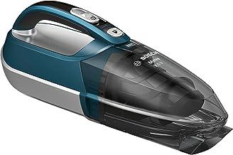 Bosch BHN09070 Sin bolsa Azul, Plata - Aspiradora (Secar,