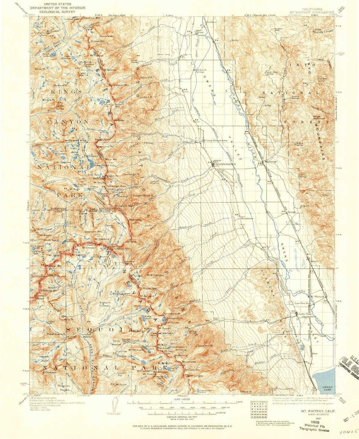 19.9 x 16.4 in 1892 1:125000 Scale Historical YellowMaps Buckingham VA topo map Updated 1929 30 X 30 Minute