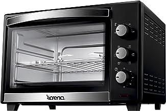 Crena 8752–Four, 35l, 1600W, couleur noir