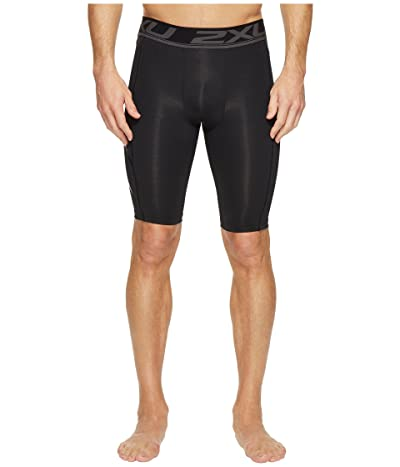 2XU Accelerate Compression Shorts (Black/Nero) Men