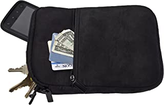 ProActive Sports Premium Suede Caddy Pouch