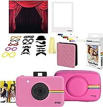 Polaroid Snap Instant Digital Camera (Pink) Photo Booth Kit