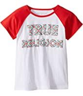 True Religion Kids - Raglan T-Shirt (Big Kids)