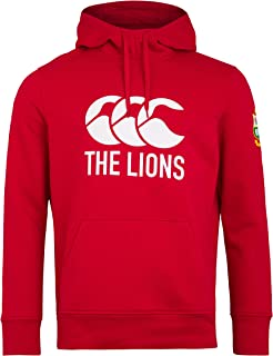 Canterbury Men's British and Irish Lions Rugby Logo Fleece