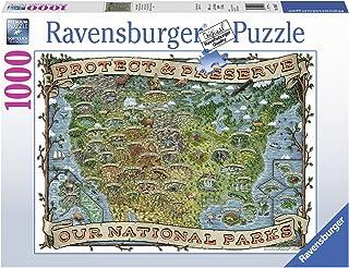 Ravensburger Ravensburger - Protect and Preserve USA Puzzle 1000pc Jigsaw Puzzle