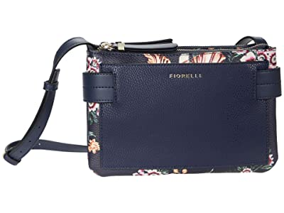 Fiorelli Brie Crossbody (Lysander Print) Cross Body Handbags