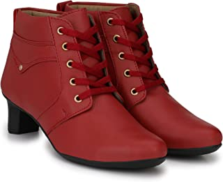 Neso Elegant Point Fashion Red Boots
