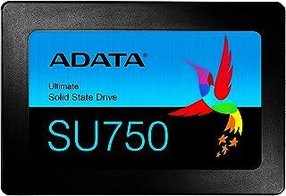 ADATA 2.5インチ 内蔵SSD 1TB SU750シリーズ 3D NAND TLC 搭載 SMIコントローラー 7mm ASU750SS-1TT-C