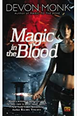 Magic In the Blood (Allie Beckstrom Book 2) Kindle Edition