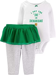 st patrick's day tutu for toddlers