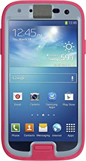 OtterBox Original Case 77-33794 for Samsung Galaxy S4 (Preserver Series), Retail Packaging - Primrose (Pink/Gray)